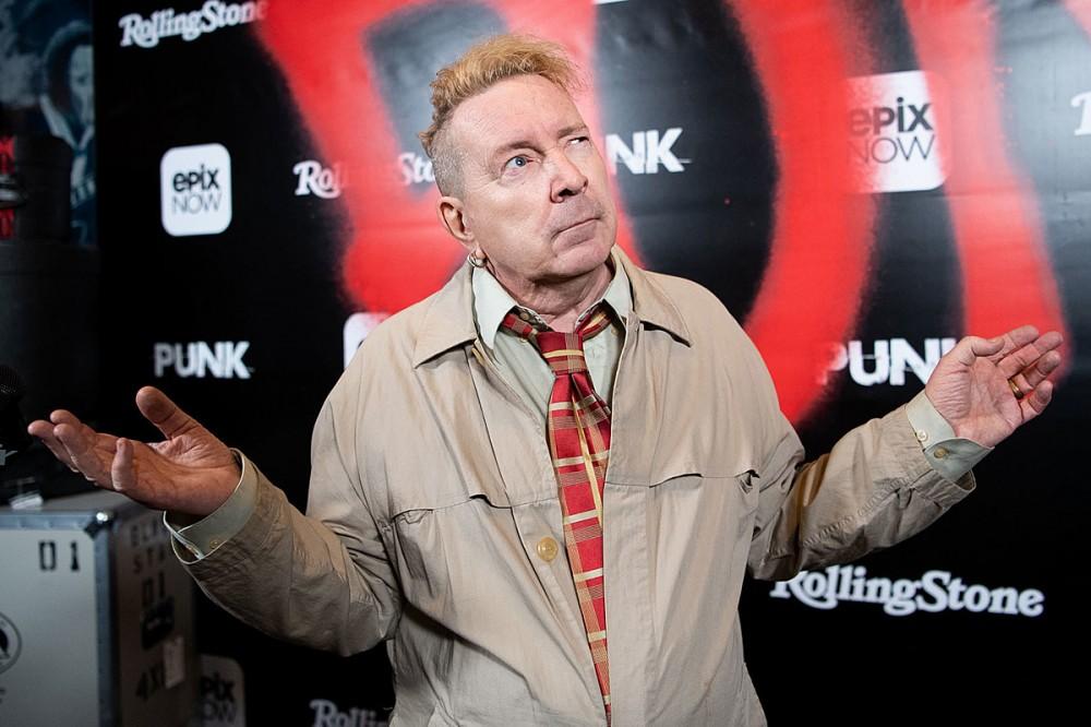 Johnny Rotten Addresses 'Dumbfounding' Court Decision Over Sex Pistols TV Series Music Licensing