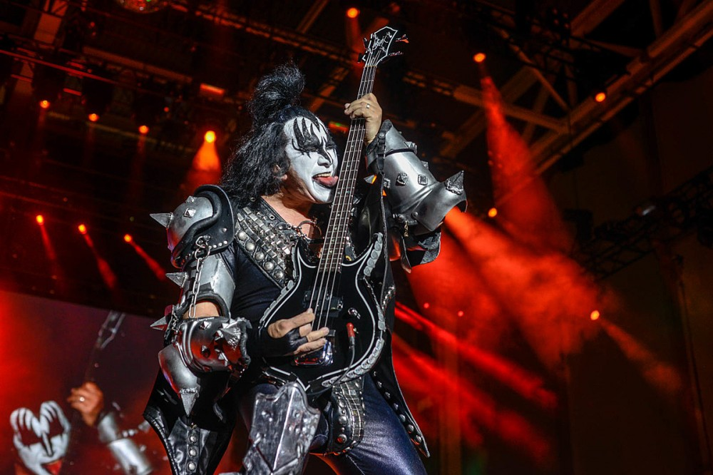 Gene Simmons Tests Positive for COVID-19, KISS Postpone Four More Shows