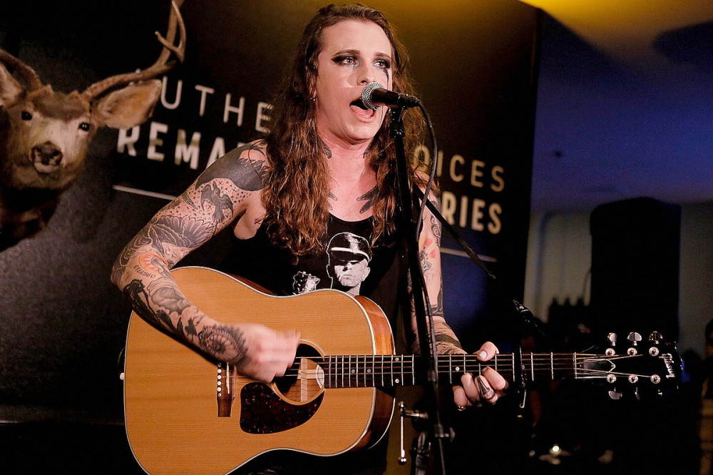 Against Me's Laura Jane Grace Marks Three Years of Sobriety