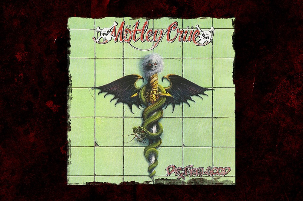 32 Years Ago: Motley Crue Release 'Dr. Feelgood'
