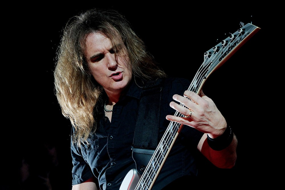 David Ellefson Is Teasing Something New Called 'The Lucid'