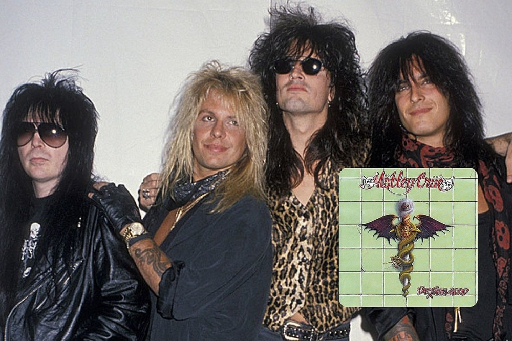 Why Dr. Feelgood Was Motley Crue's First Sober Album