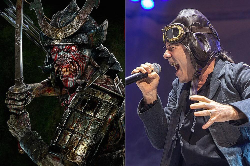 Listen to Iron Maiden's New Album 'Senjutsu' in Full Right Now