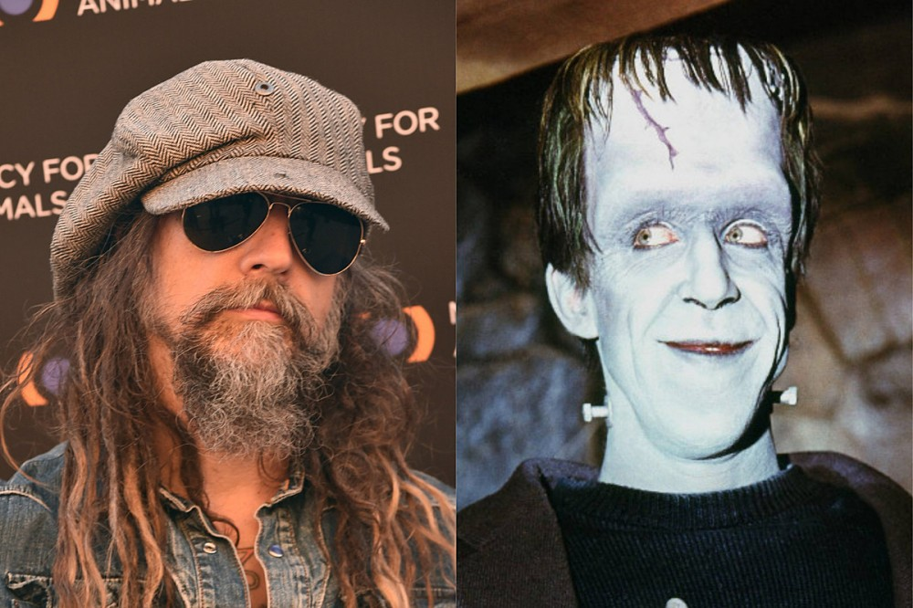Rob Zombie's 'Munsters' House Really Coming to Life in Latest Photo Update
