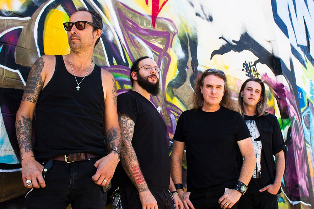 David Ellefson Launches New Band The Lucid, Reveal First Song + Album Details