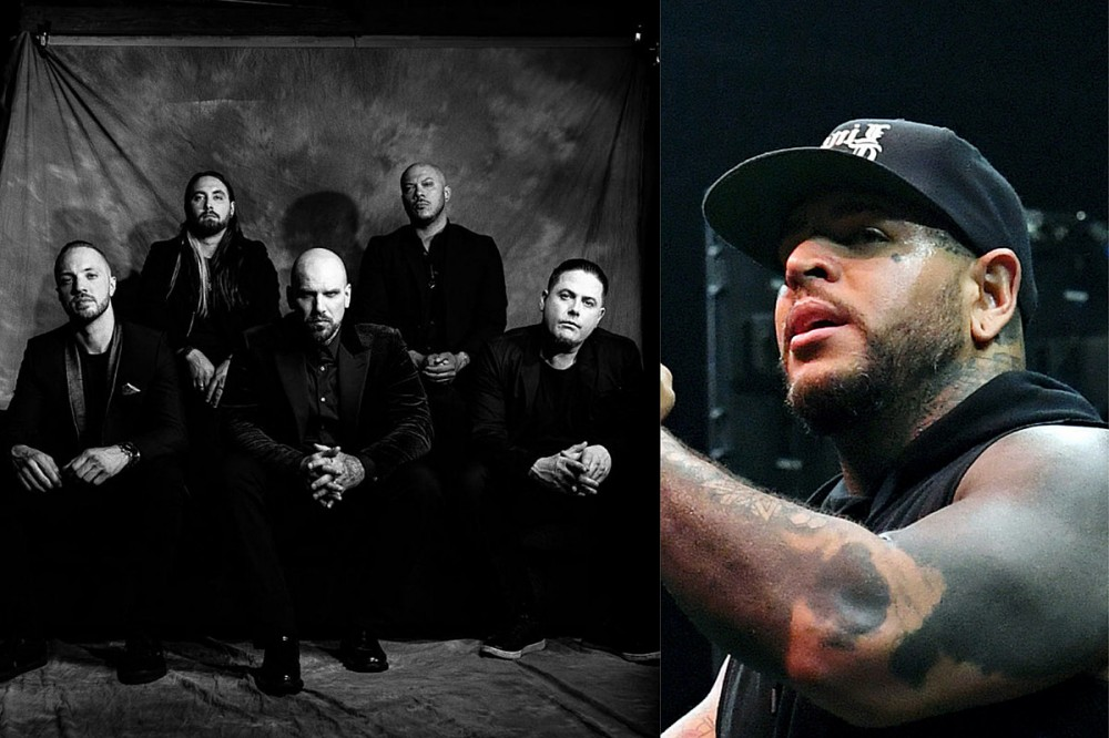 Bad Wolves Suggest Tommy Vext Is 'Desperate,' He Calls Them 'Hired Guns'