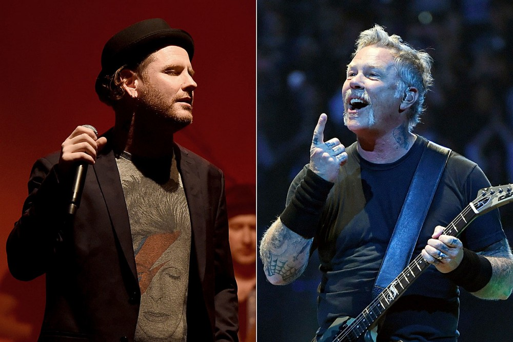 Hear Corey Taylor's Powerful Metallica Cover 'Holier Than Thou'