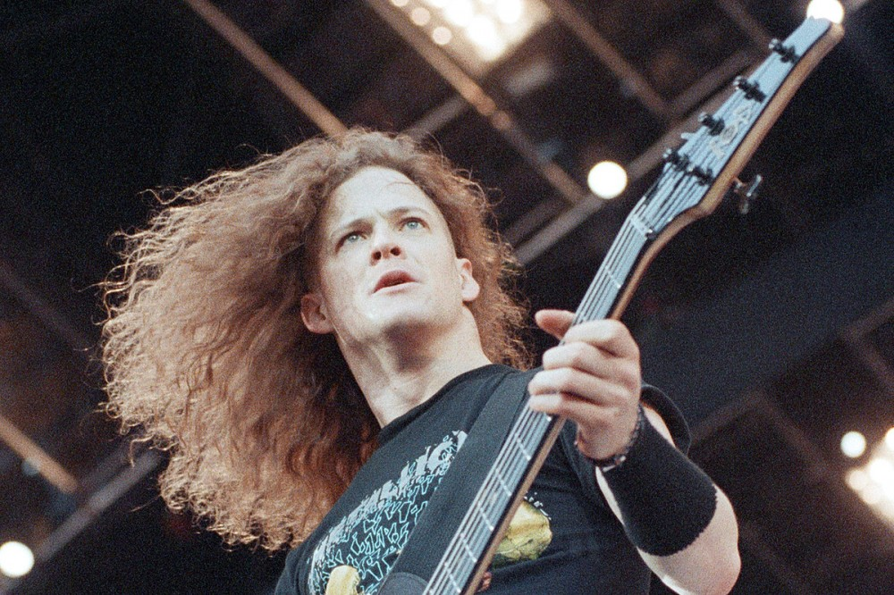 Jason Newsted Says 'Nothing Else Matters' Broke Walls Down for Metallica