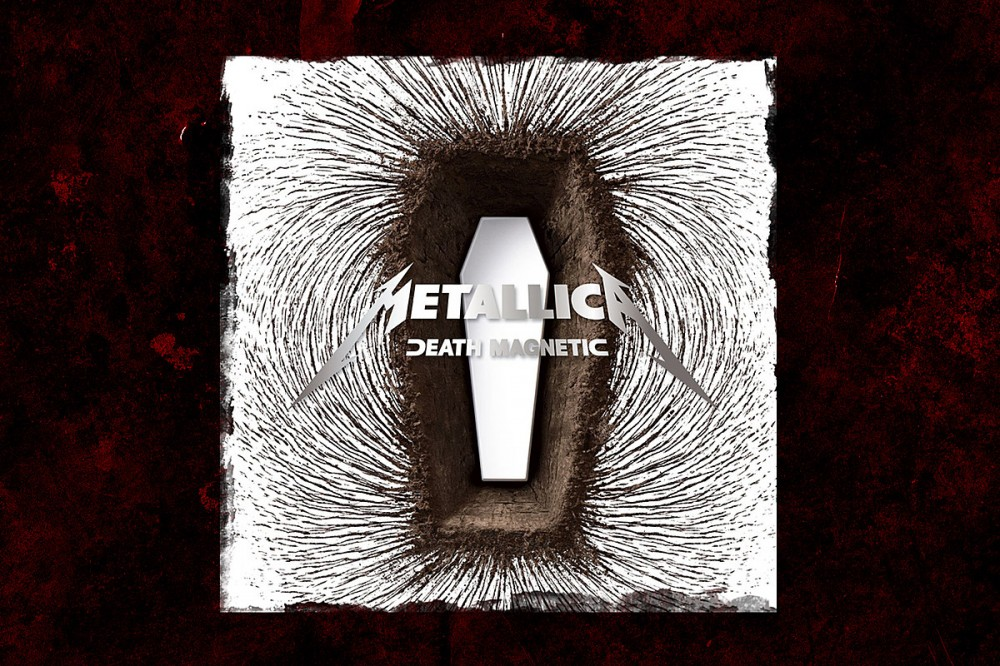 13 Years Ago: Metallica Release 'Death Magnetic'