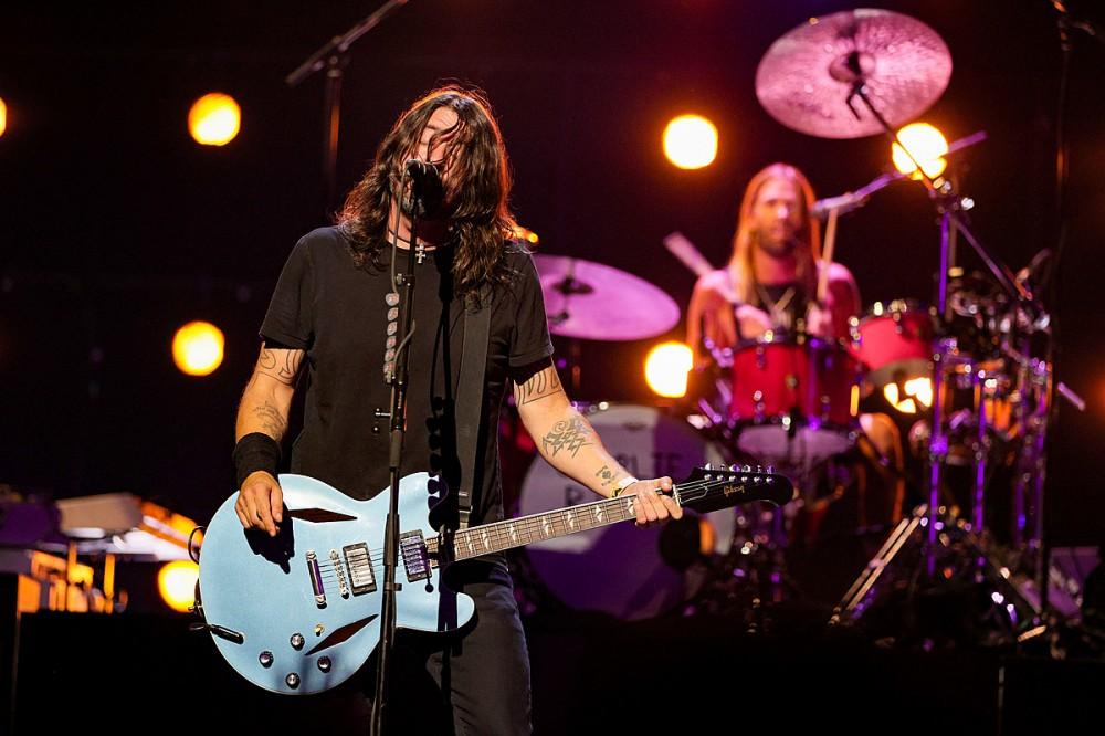 Watch Foo Fighters Play Medley of Hits at 2021 MTV VMAs + Accept Global Icon Award