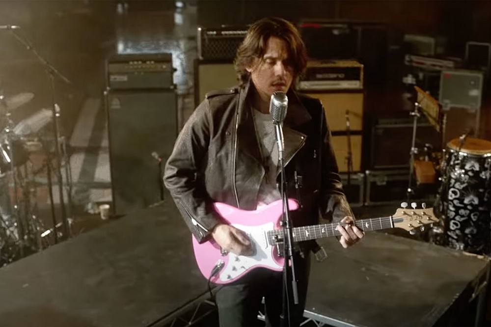 John Mayer Wins Best Rock Video for 'Last Train Home' at the 2021 MTV Video Music Awards
