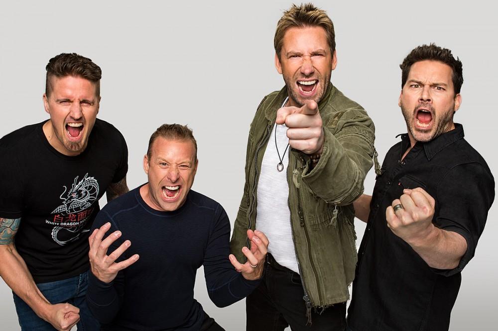 Nickelback Respond to 'Rockstar' Copyright Infringement Lawsuit