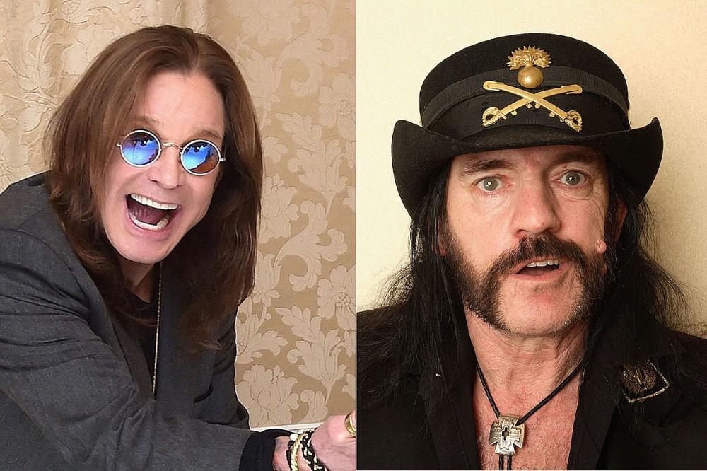 30th Anniversary Version of 'Hellraiser' Unites Ozzy Osbourne + Lemmy Kilmister on Same Song