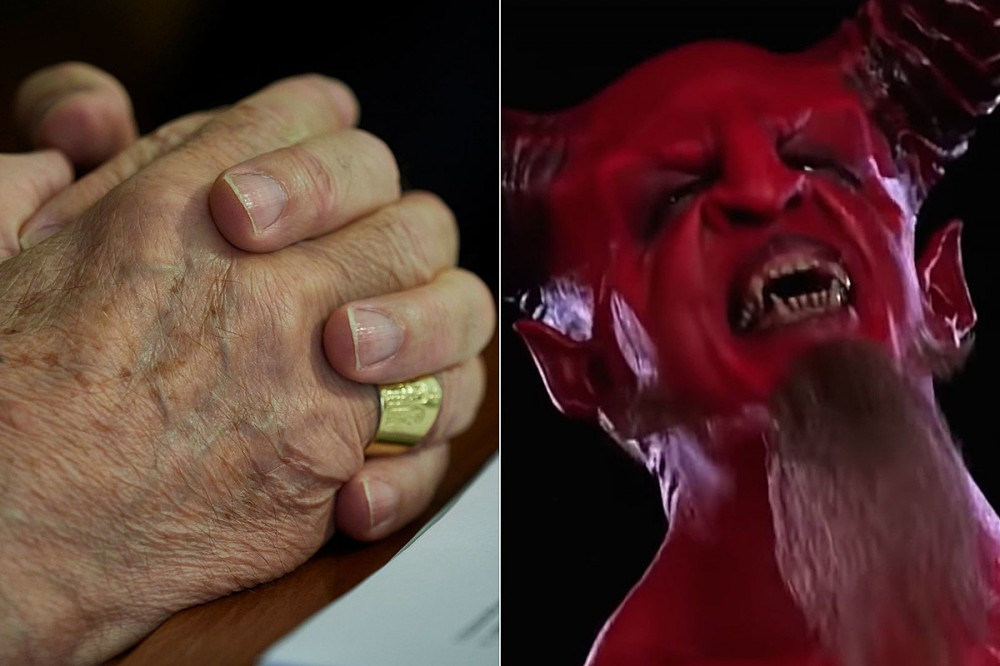 Bishop Resigns After Falling for Erotic, Satanic Fiction Writer
