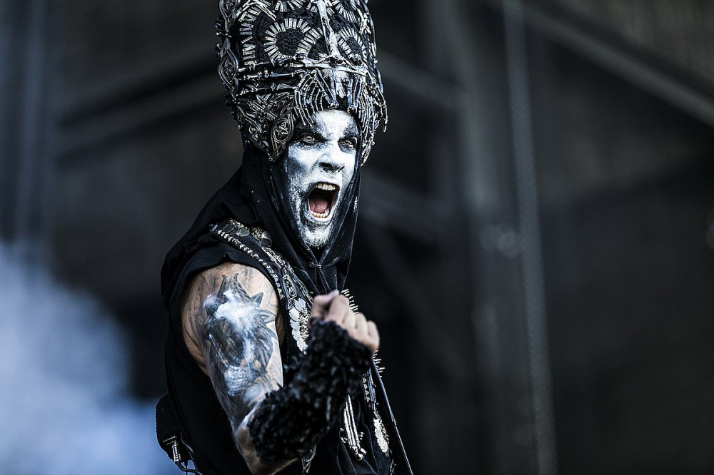 Behemoth's Nergal Wins Dismissal of Virgin Mary Blasphemy Case