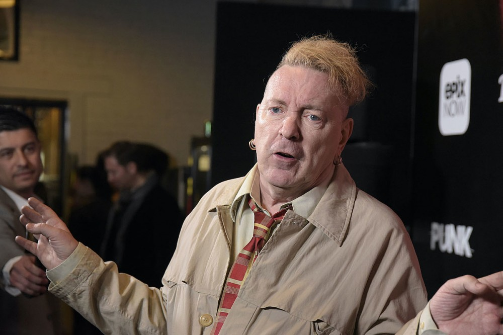 Johnny Rotten Claims 'Pistol' Court Case Has Left Him in 'Financial Ruin'