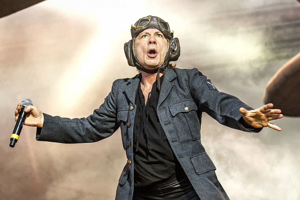 Iron Maiden's Bruce Dickinson Recalls 'Ridiculous' Hospital Experience