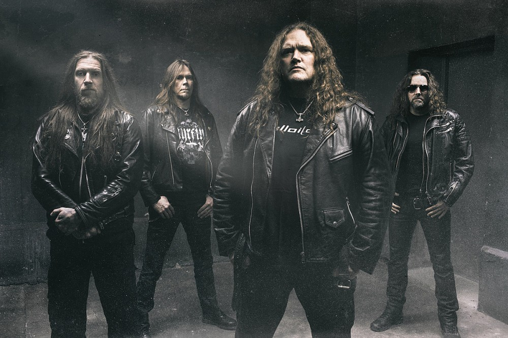Unleashed's Viking Death Metal Legacy Continues With New Song 'The King Lost His Crown' + 14th Album 'No Sign of Life'