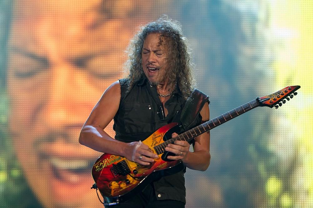 Metallica's 'The Unforgiven' Changed Kirk Hammett's Approach to Guitar Solos