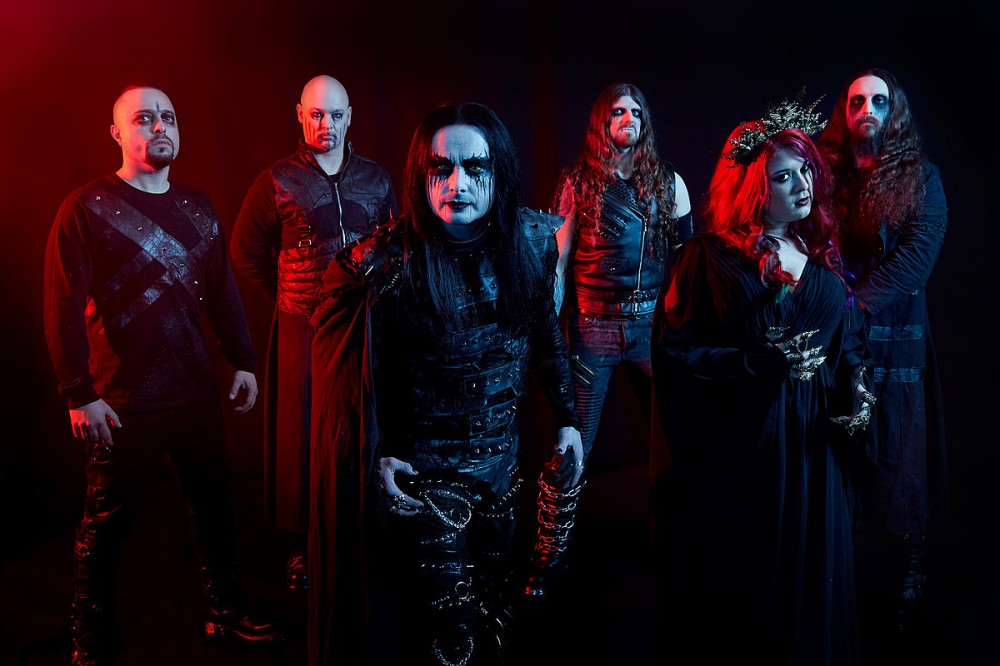 Cradle of Filth Indulge in 'Necromantic Fantasies' on Latest 'Existence Is Futile' Song