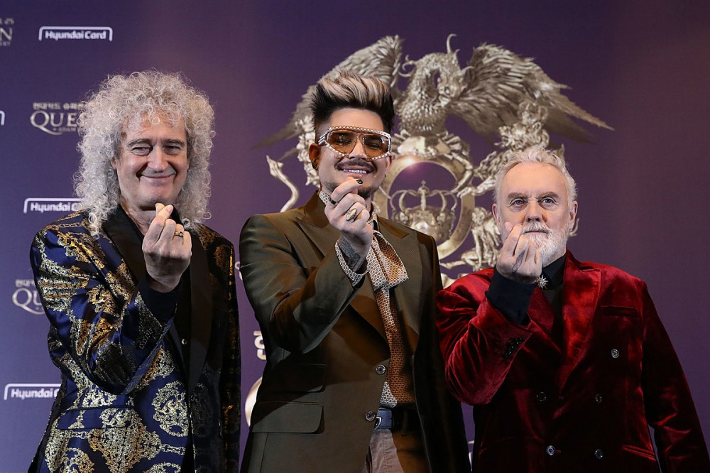 Roger Taylor – Brian May 'Lost Interest' in Potential New Queen Song With Adam Lambert