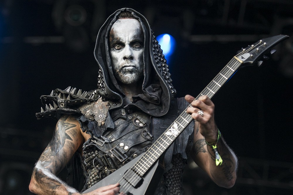 Behemoth to Release 2020 Livestream in Abandoned Church as Live Album + Video