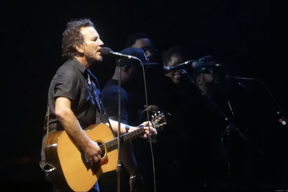 Pearl Jam Unleash 'Gigaton' Songs at First Show in Three Years