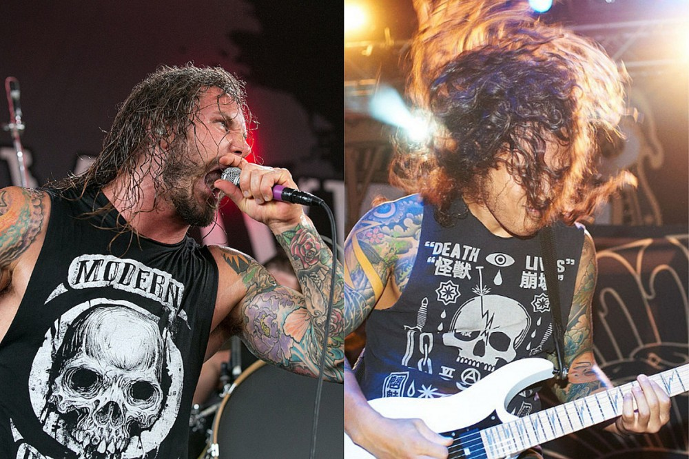 As I Lay Dying Share Statement About Guitarist Nick Hipa's Departure