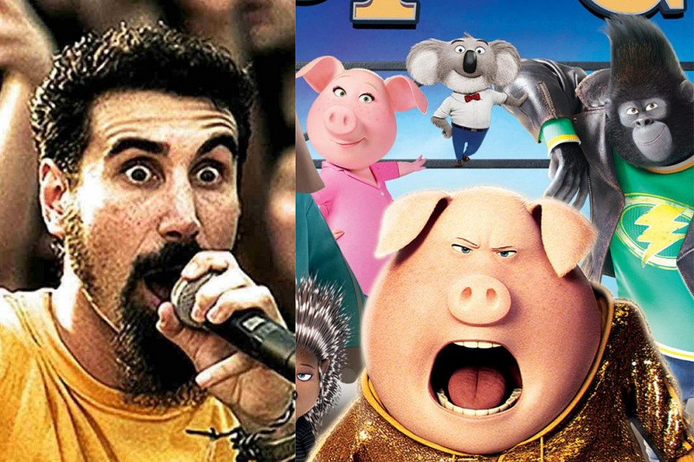 Did You Catch System of a Down's 'Chop Suey!' in the 'Sing 2′ Trailer?