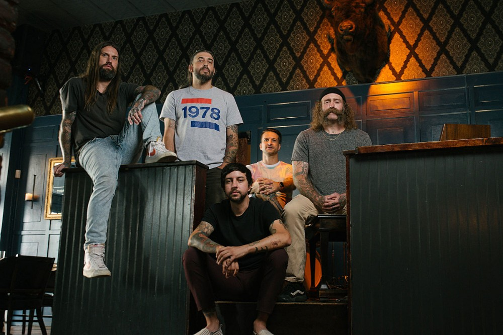 Every Time I Die Book Late 2021 Tour With '68 + Candy