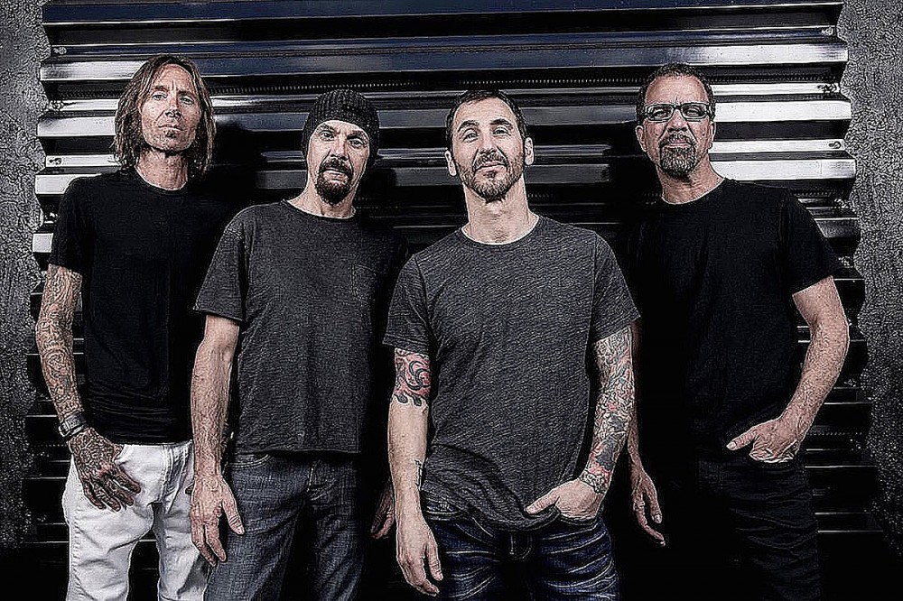 Godsmack Receive Two More Gold Certified Singles, One Gold Certified Album