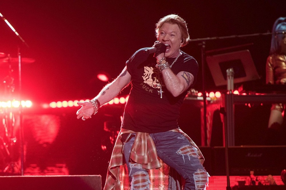 Watch Guns N' Roses Play 'Hard Skool' Live for the First Time