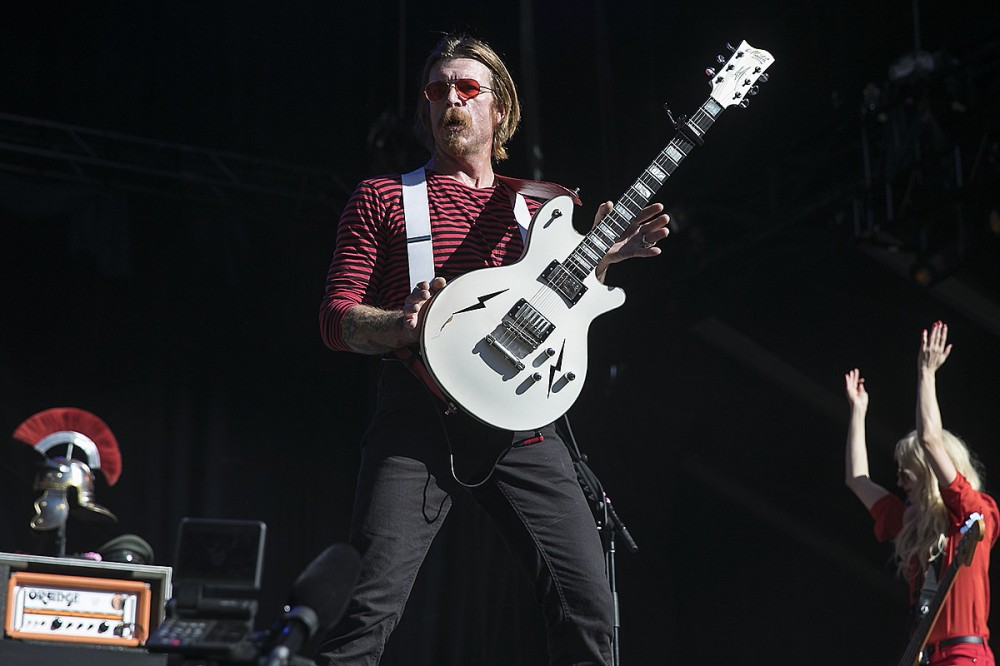 Eagles of Death Metal Cover 'O Holy Night,' Announce 'A Boots Electric Christmas' EP
