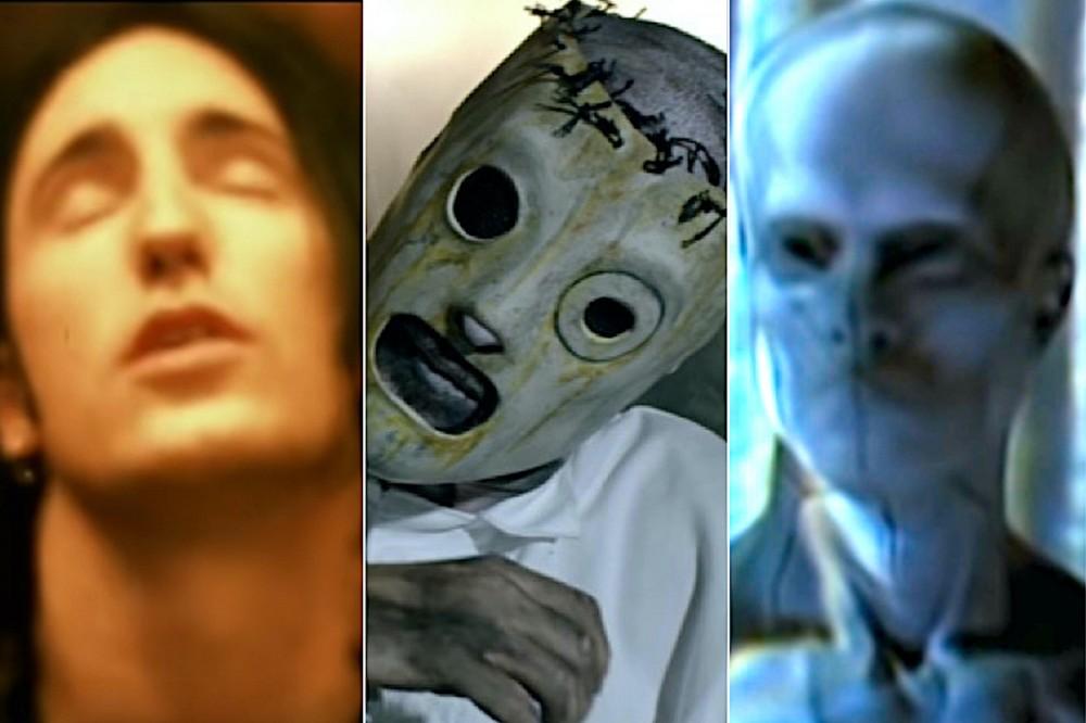 The Top 10 Darkest Music Videos in Rock + Metal