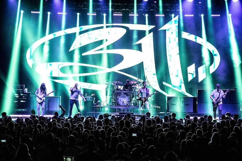 311 Will Return to Las Vegas for 311 Day 2022