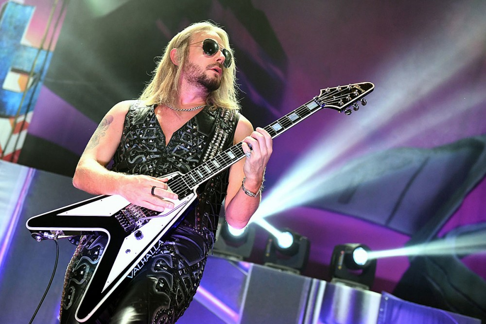 Richie Faulkner Suffered Ruptured Aorta Onstage With Judas Priest, 'Moved to Tears' by Support