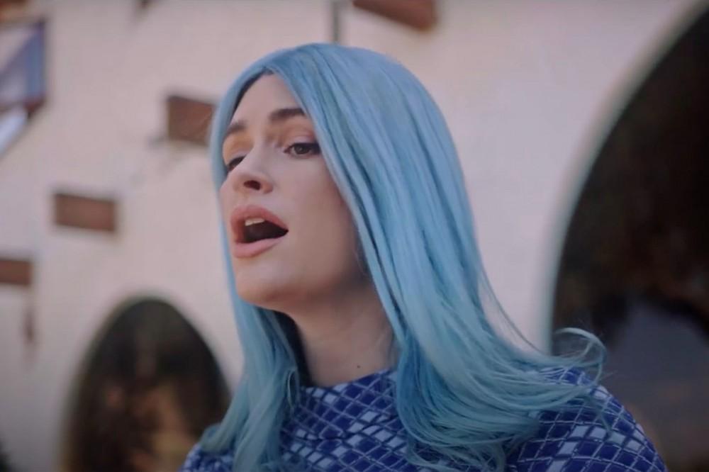 Spiritbox Vocalist Courtney LaPlante Had 'Mental Breakdown' Recording 'Eternal Blue'