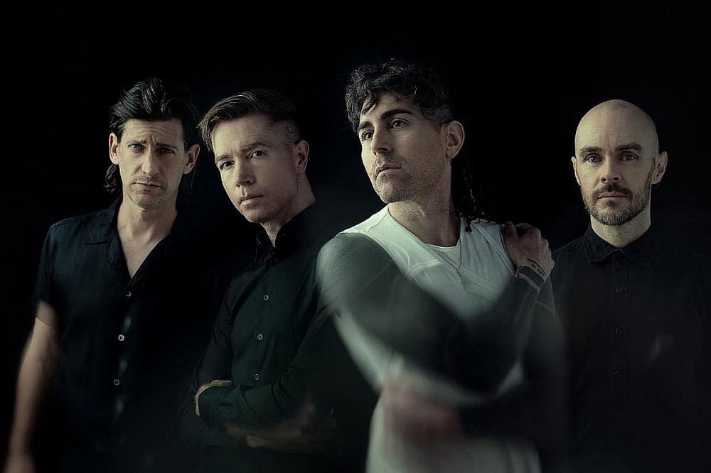 AFI Drop Soul-Baring Previously Unreleased Song 'Caught' for New Short Film