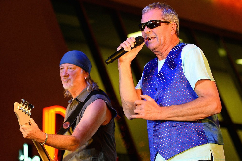 Deep Purple Unveil First-Ever Covers Album 'Turning to Crime,' Debut Cover of Love's '7 and 7 Is'