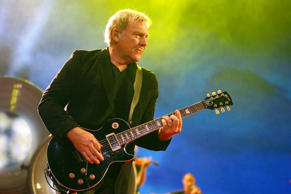 Rush's Alex Lifeson May Be Done With Extensive Touring