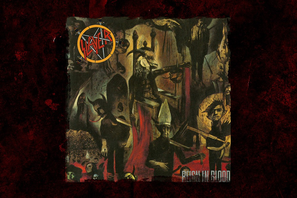 35 Years Ago: Slayer Redefine Thrash With 'Reign in Blood'