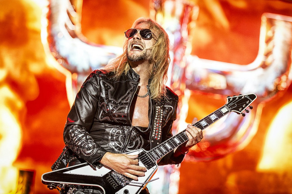 Judas Priest's Richie Faulkner Successfully Discharged From the Hospital