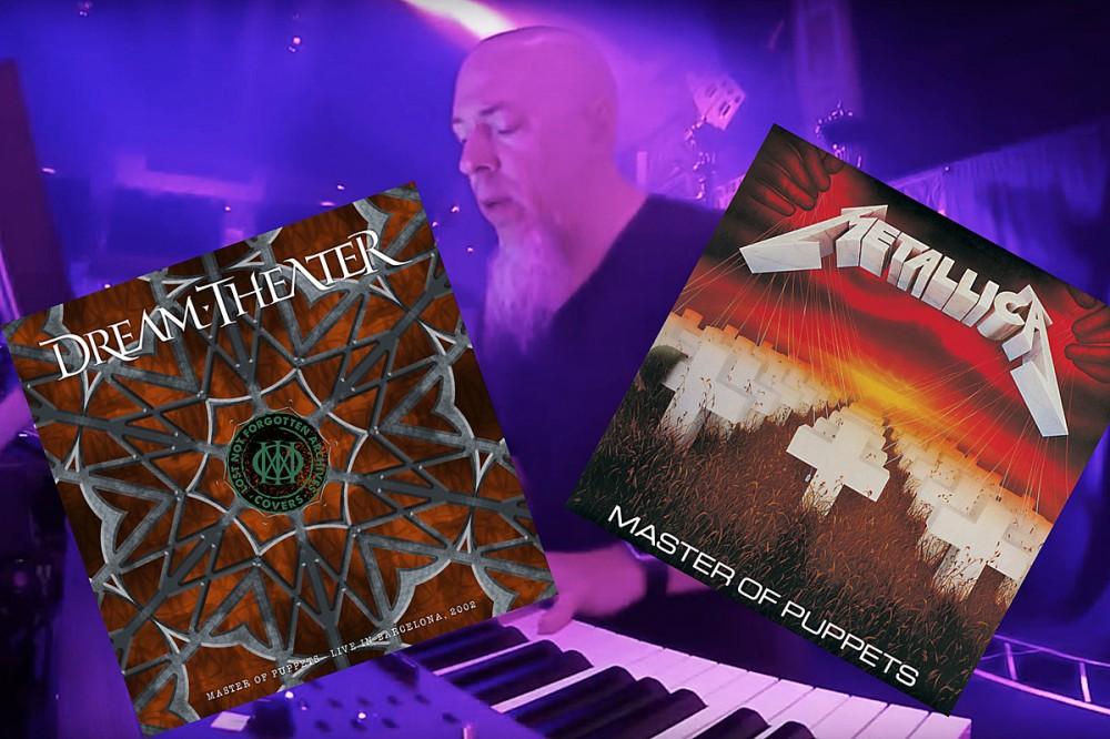 Dream Theater's Jordan Rudess Says Classical Training Didn't Prepare Him for Metallica