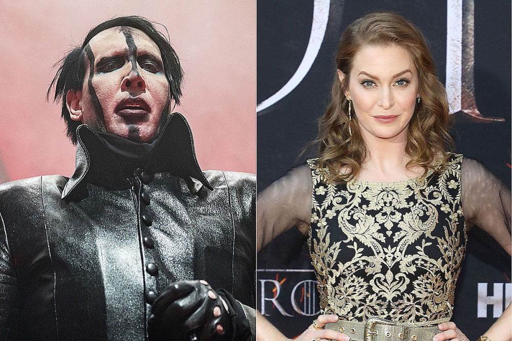 Marilyn Manson Lawsuit Dismissal Denied, Court Orders Musician to File Formal Responses to Esmé Bianco Claims