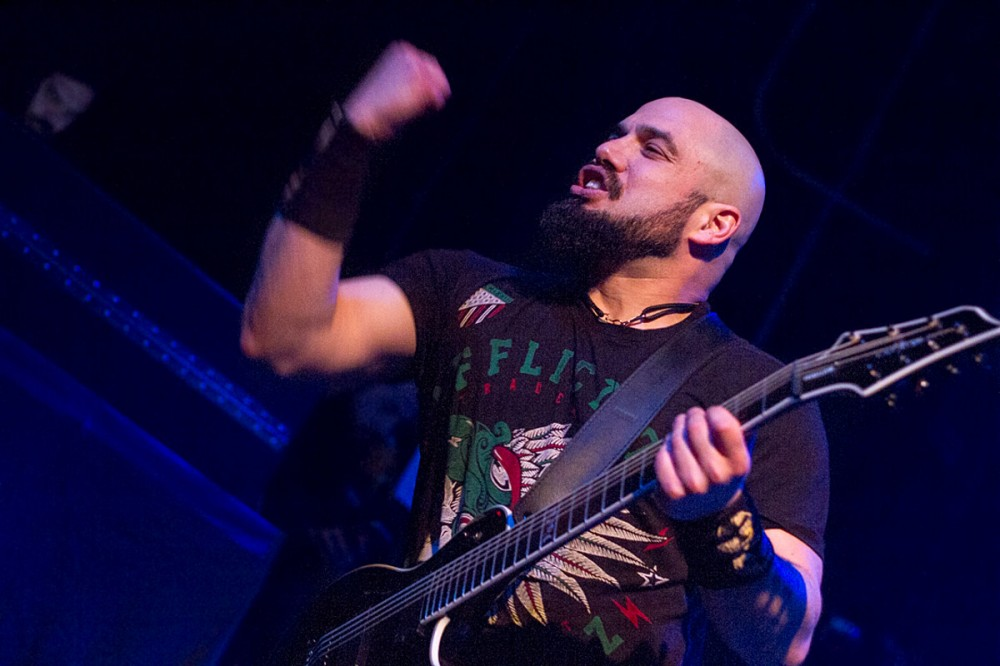 Ex-Soulfly Guitarist Marc Rizzo Rejoins Ill Nino, Subtly Jabs Former Band