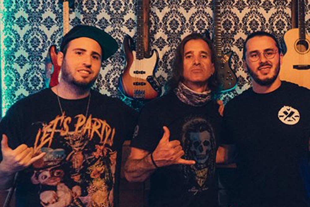 Scott Stapp Teams With Dance Producers on Epic New Track 'Light Up the Sky'