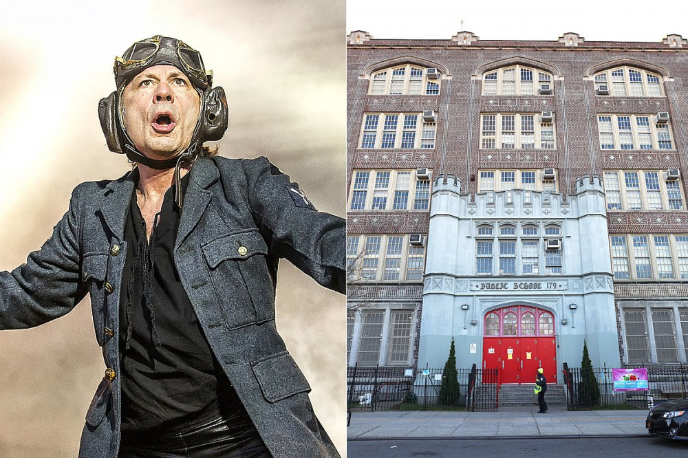 Petition Launched to Transfer Iron Maiden Superfan Principal Over 'Satanic' Imagery