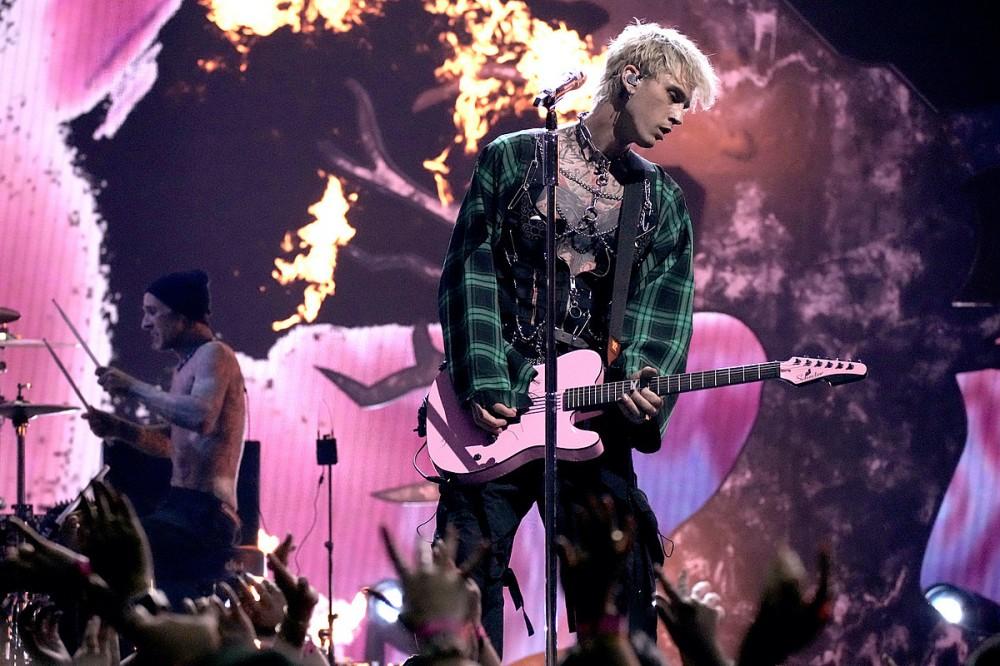 Machine Gun Kelly Says Next Album Is Deeper, More Guitar-Heavy