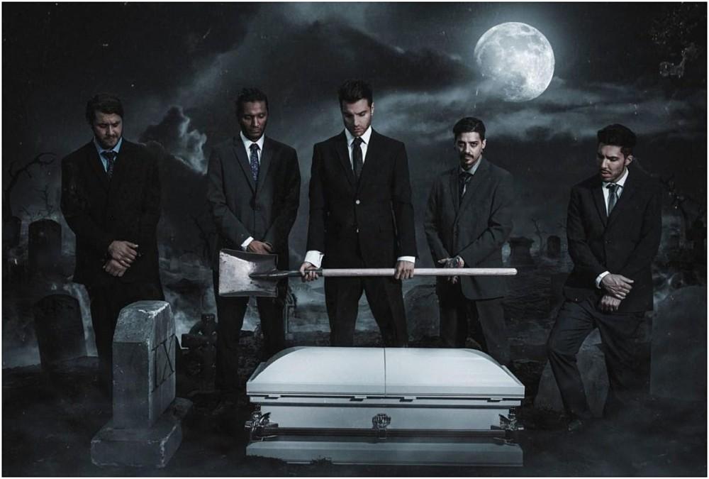 Ice Nine Kills Release 'Pet Sematary'-Inspired 'Funeral Derangements'