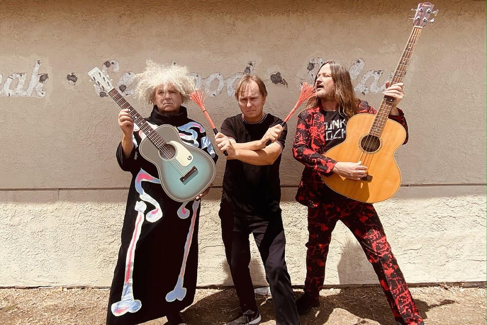 Buzz Osborne Explains Why It's 'Nice' That Melvins Never Had a Hit Album